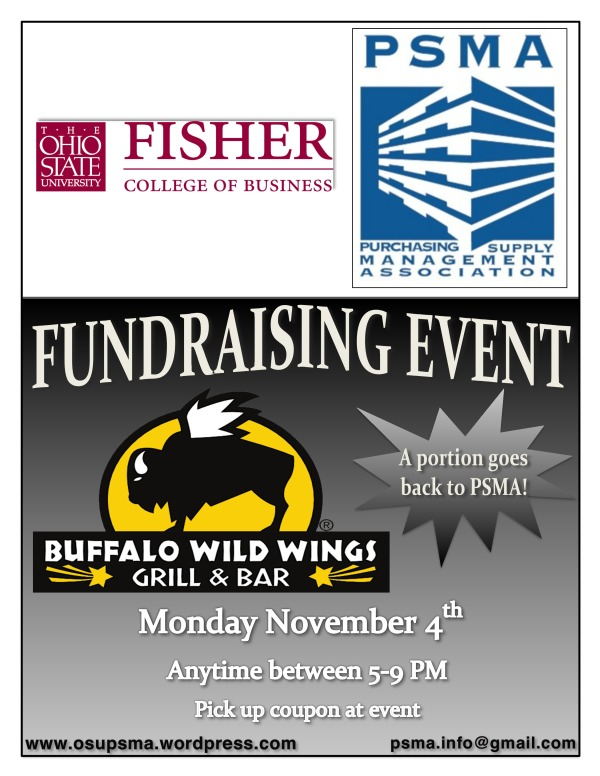 BDubs Foundraising Event